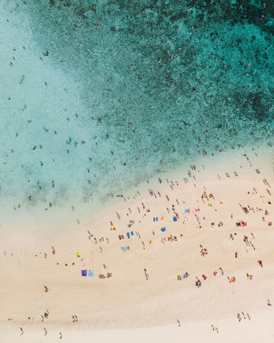 Land Sand Beach Water Sea High Angle View Nature Crowd Large Group Of People Holiday Day Group Of People Beauty In Nature Trip Vacations Tranquility Scenics - Nature Real People Outdoors Turquoise Colored People Drone  Dronephotography Island Islandlife Paradise Blue EyeEm Best Shots EyeEmNewHere EyeEm Nature Lover EyeEm Selects EyeEm Gallery Travel Travel Destinations Travel Photography Photo Photography Photooftheday Birds Of EyeEm  Rocks Summer Peace Tranquility Ocean ASIA Thailand