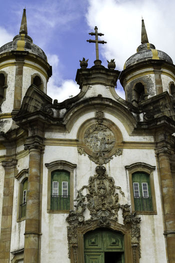Church of Saint Francis of Assisi in Ouro Preto, Brazil Church Church Of Saint Francis Of Assisi In Ouro Preto, Brazil History Igreja De São Francisco De Assis Ouro Preto Ouro Preto - MG Religion Saint Francis Of Assisi Travel Destinations