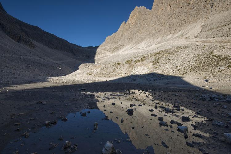 Croda Di Re Laurino Dolomites, Italy Italy❤️ Landscape Nature Reflections Rocks And Water Trentino Alto Adige