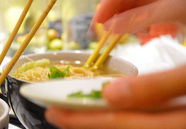 Asian Food Close-up Food Food And Drink Healthy Eating Holding Homemade Food Human Hand Ramen Noodle Ramen Time Ready-to-eat Selective Focus Soup Tasty Break The Mold