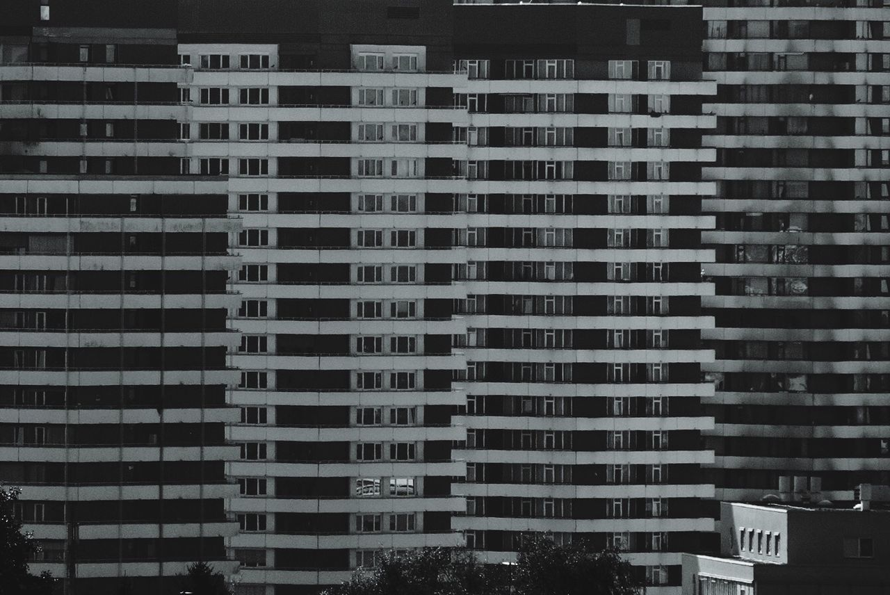 Residential skyscrapers