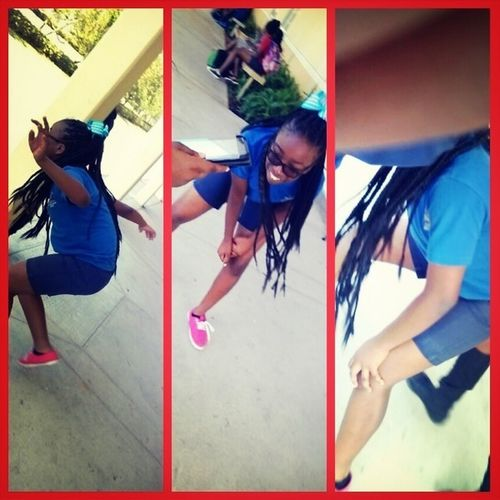 I Was Playing Afterschool
