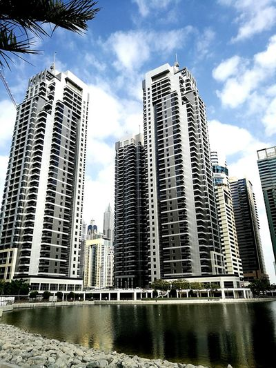 The place where you will love to work every single day... Damac Properties Jumierah Lake Towers, Dubai United Arab Emirates Architecture Modern City Business Finance And Industry Built Structure Office Building Exterior Cityscape Travel Destinations Architecture