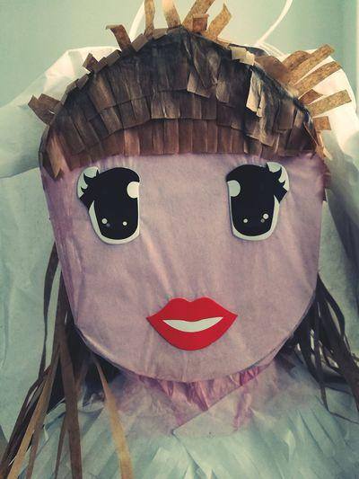 Marriage  Happiness Bride Vail  Brideoftheday Puppet Piñata Honeymoon First Eyeem Photo