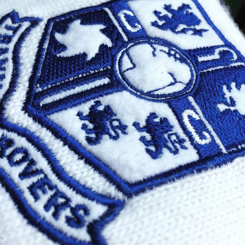 Blue Close-up Indoors  No People Textile Day Wembley Tranmere Rovers Football Vanarama National League Wembley Stadium Tranmere Low Angle View