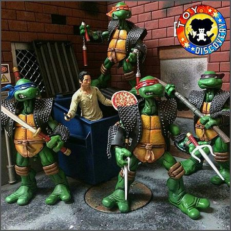 🌠🌠🌠🌠🌠🌠🌠🌠🌠🌠🌠🌠🌠🌠🌠 There is possibility that Glenn still alive ? 🌠🌠🌠🌠🌠🌠🌠🌠🌠🌠🌠🌠🌠🌠🌠 Congrats to : @tmnt_hunter209 🌠🌠🌠🌠🌠🌠🌠🌠🌠🌠🌠🌠🌠🌠🌠 If you want @Toydiscovery to feature your toy pics , Pls follow and tag: @Toydiscovery . Toydiscovery . 🌠🌠🌠🌠🌠🌠🌠🌠🌠🌠🌠🌠🌠🌠🌠 Thanks! 20.11 .2015 Toy Toyphotography Toyslagram Neca Toygroup_alliance Toyslagram_lego LEGO Toptoyphotos Necatoys ThreeA Toysphotogram Toystagram Tgif_toys Toycrewbuddies Toyplanet Tmnt Thewalkingdead Teenagemutantninjaturtles