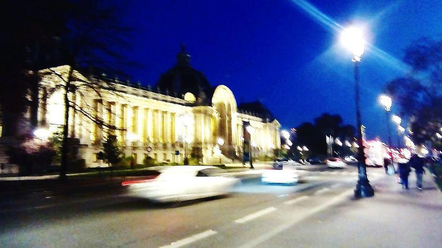 Paris , Petitpalais , France , Night , City , Streetphotography Rue First Eyeem Photo