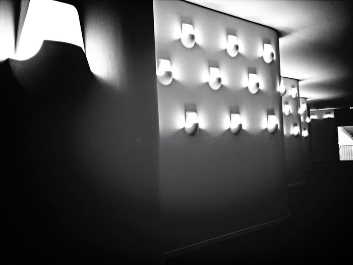 Monochrome Lights Fifties B/w Daily