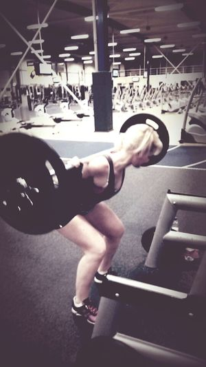 love to do this ♥ Lifting Weights Motivated