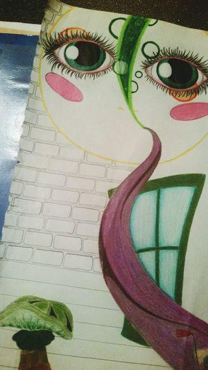 Addingdetails Makingprogress LittleBit Suggestions Accepted Coloredpencil Artstuff