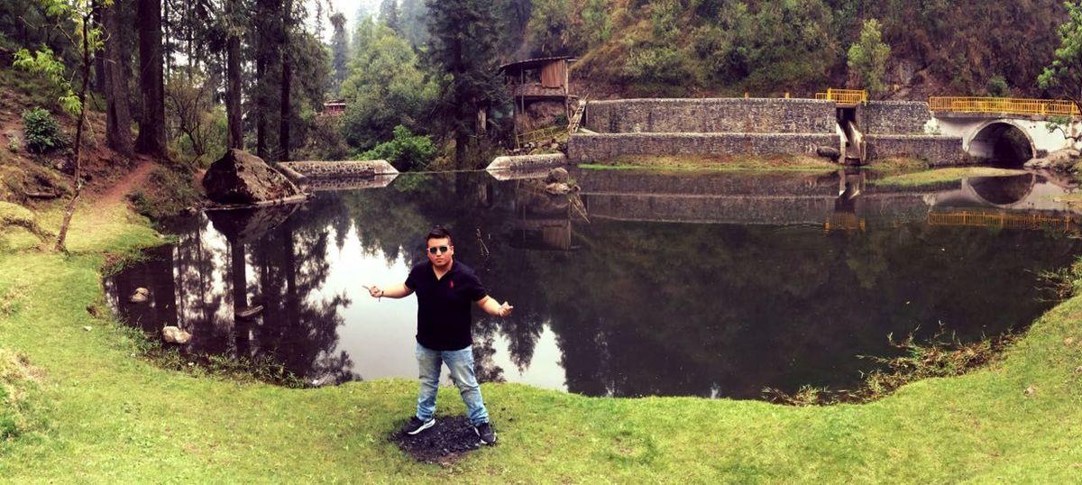 Mexico City Ajusco CDMX ❤ Nature Photography Lago Travel UrielAviles Disfrutando De La Vida