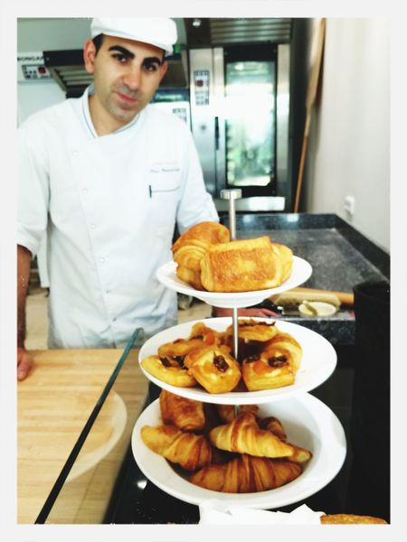 Bakery at Hotel Josef