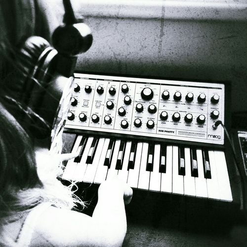 Child's play Moog Synth Music