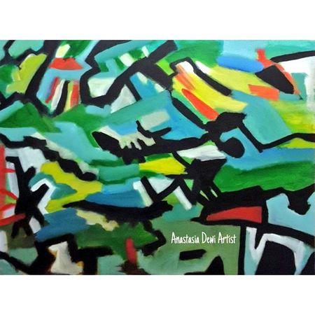 ⚫FLOW⚪ Art Arte Kunst Artist Artists ArtWork Painting Painter Paint Abstract Abstractart Abstractpainting Contemporary Contemporaryart Artistic WorkOfArt Followart Acrylic Acrylicpainting  Color Colors Instaart Instaartist Instaartistic Workinprogress wip On Canvas 80 x 60 cm.