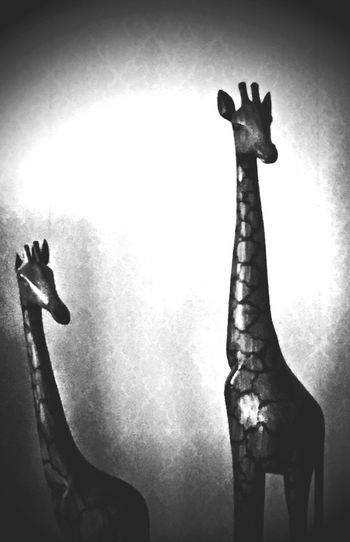 Animal Themes No People Sculpture Close-up Low Angle View Giraffe ♡ Jagälskarsthlm BraziliansAbroad I❤️🇸🇪 Godaminnen Giraffe
