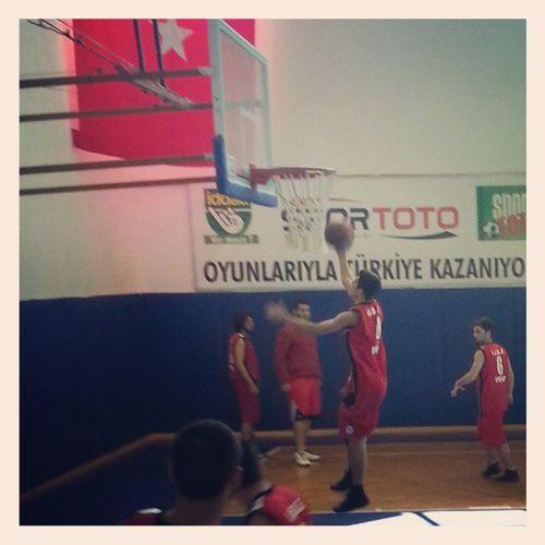Maç günü :) Basketbol Iibf 4