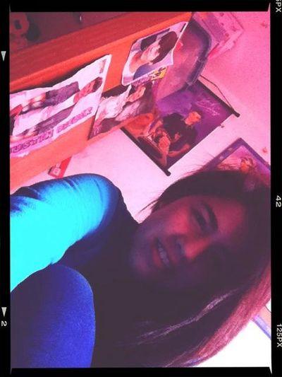 That's Me Goodmorning :) Hola <3