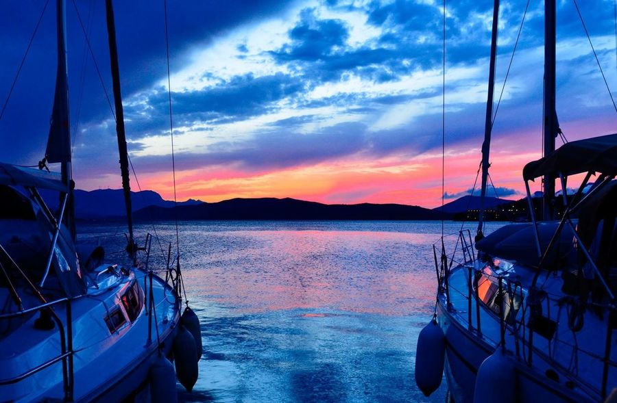 Grecia Poros Atardecer Hello World Relaxing Enjoying Life Beautiful Places Everyday Joy Travel Time!!!