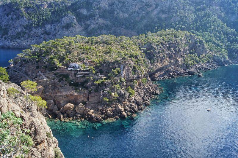 Sa Foradada Bay