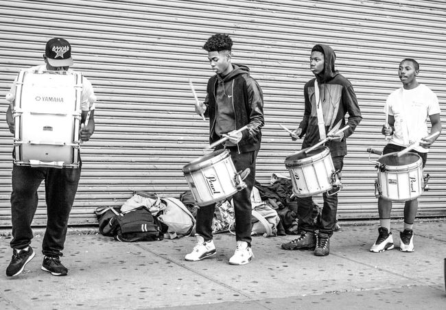 Bored Confidence  Drums Music Performance Rhytm My Best Photo 2015 Street Streetphotography Well Turned Out Stories From The City