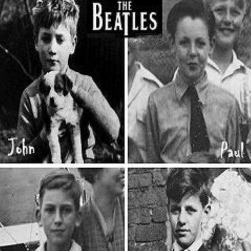 Di sini keremajaan mereka mulai terungkap. Thebeatles Beatlesmania Instamusic Instamusiclegend