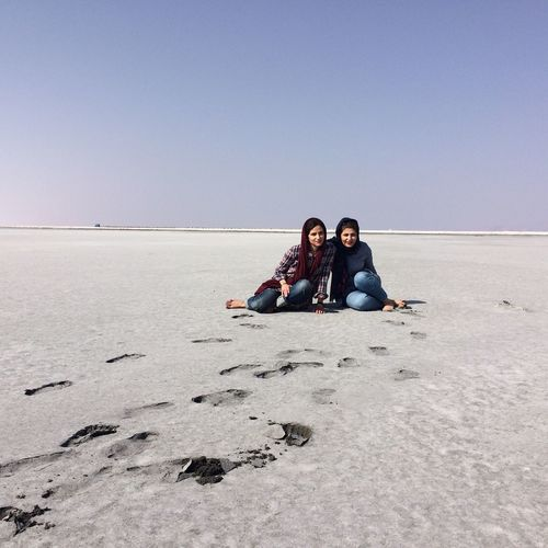 Having Sister is such a great Experience . Best Clicks of My Sister and IN Iran Tabriz Sharafkhaneh ( Urumea Lake View ) Color Of Life Two Is Better Than One People And Places