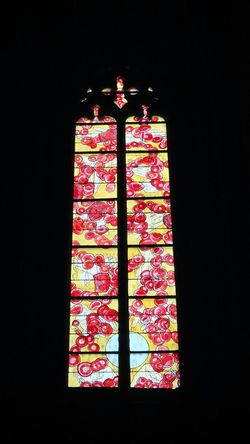 Cathédrale De Rodez Cathedral Vitrail Vitraux Stained Glass Window Rodez Aveyron Religious Architecture Religious Art Art Colors Colorful Colorfull