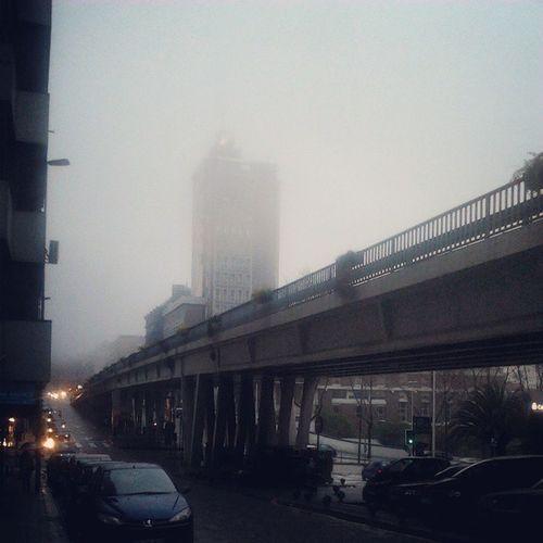 Cidade fantasma Cidadefantasma Porto Nevoeiro Fog Scary Oporto
