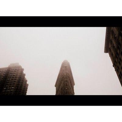 Newyork Newyorkcity NYC Sony Sonyhx50 HX50 Fog Architecture Flatiron