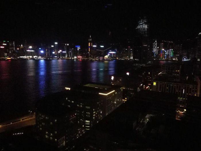 Cities At Night Hongkong Cities At Night