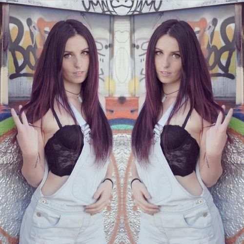 6 days Tattooedgirls Tattoos Altmodel Sghopeful Sgaustralia Graffiti Double Trouble