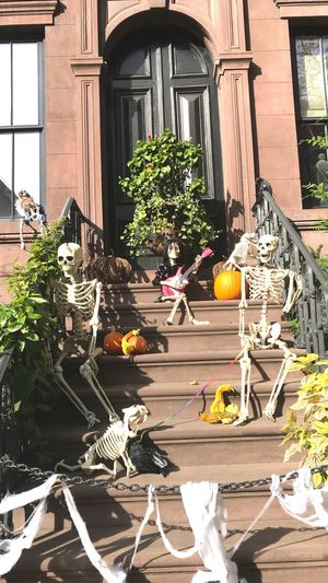 Halloween NYC West Village