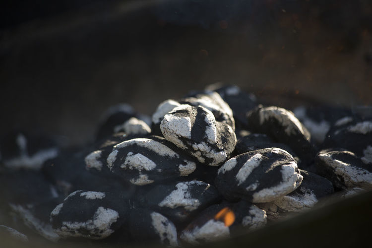 Smoke rising from pile of charcoal Celebration Cooking Food And Drink Holiday Smoke Summertime Barbecue Black Color Celebration Event Close-up Coal Cooking Outdoors Environment Environmental Issues Fire Food Preparation Foodphotography Fossil Fuel Fourth Of July Grill Heat Temperature Heating Up No People Outdoors Resource