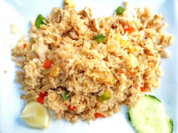 Food Food And Drink Healthy Eating Freshness Close-up No People Ready-to-eat Plate Indoors  Fried Rice Day Chinese Food Thai Food