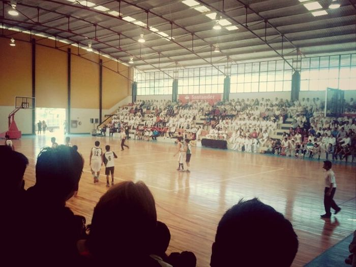 Triquis Oaxaca URSE Basketball