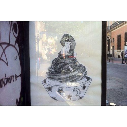 News in #malasaña #noviciado #vandalism Vandalism Malasaña Noviciado
