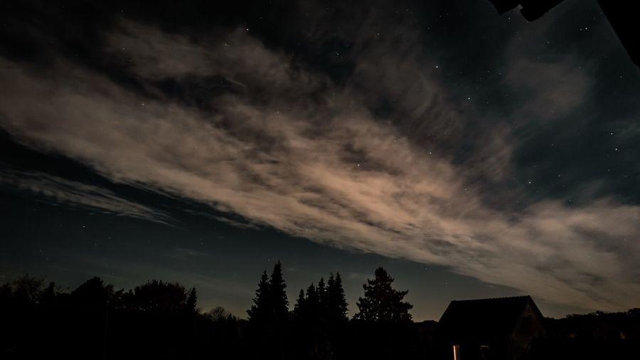 Sky Tree Night
