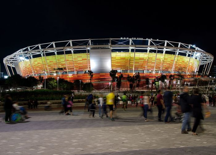Architecture Leisure Activity Olympic Park  Olympics Rio De Janeiro Brazil