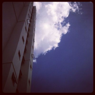 It's a beautiful day Clouds Beautifulday