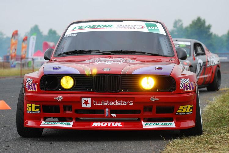 Bmw BMW E30 V8 Drifting King Of Europe KW Suspensions Nikon D40x Nikon D40x Pavlin Penev Tököl Airport Tököldrift
