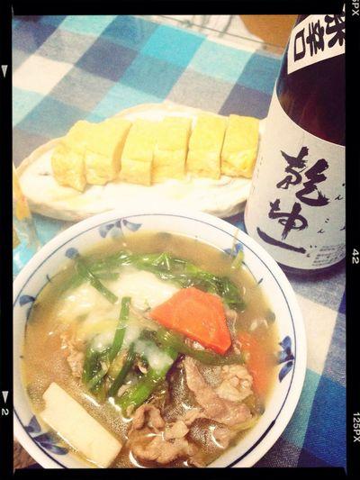 雑煮&sake