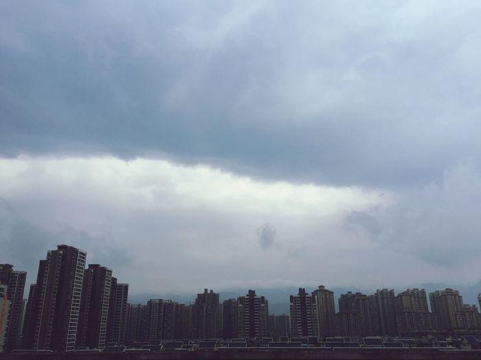 阴天⛅雨天☔ First Eyeem Photo