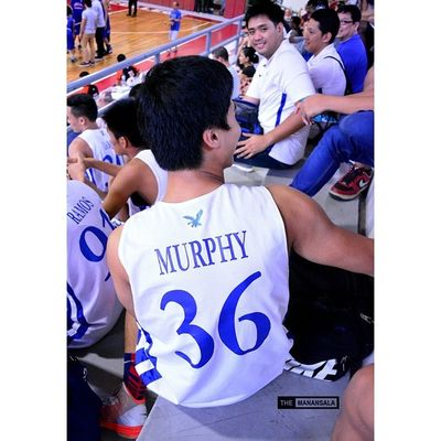 36 Murphy @earlmurphy ??? . . . Fmc FrMartinCup AGBvsNCBA admu ateneo agb ateneogloryB hoop basketball themanansala