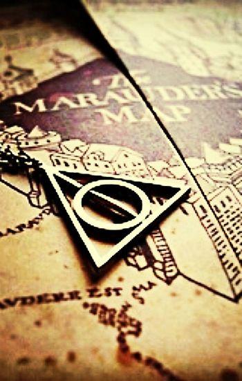 Harry Potter Donidellamorte I Doni Della Morte First Eyeem Photo