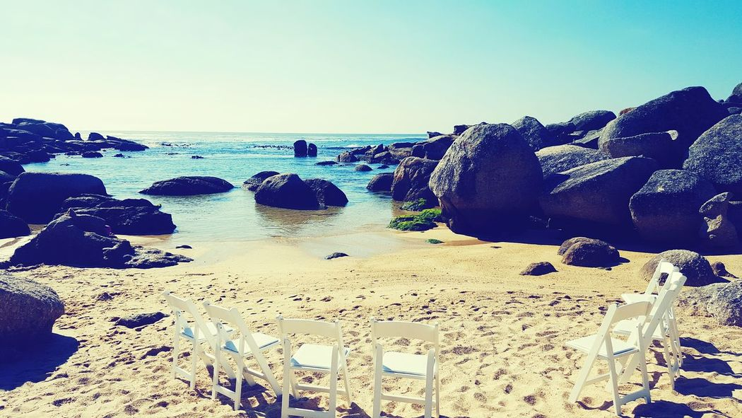 Wedding Wedding Chairs Wedding On The Beach Beach White Chairs Lonelyplanet Lonely Beach
