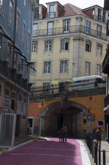 Streetstyle Trend Plaza Lisbon