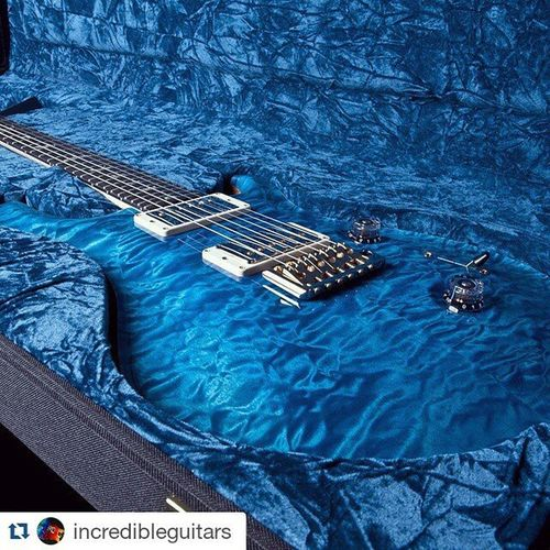 Repost @incredibleguitars with @repostapp ・・・ Sometimes guitars can be as a chameleon 🐊🌿 Camo Camouflage Guitar Guitarist PRS PaulReedSmith Awesomeguitars Incredibleguitars Guitar Guitarporn Blue IWant Music Rock Metal Funk Jazz Flamed