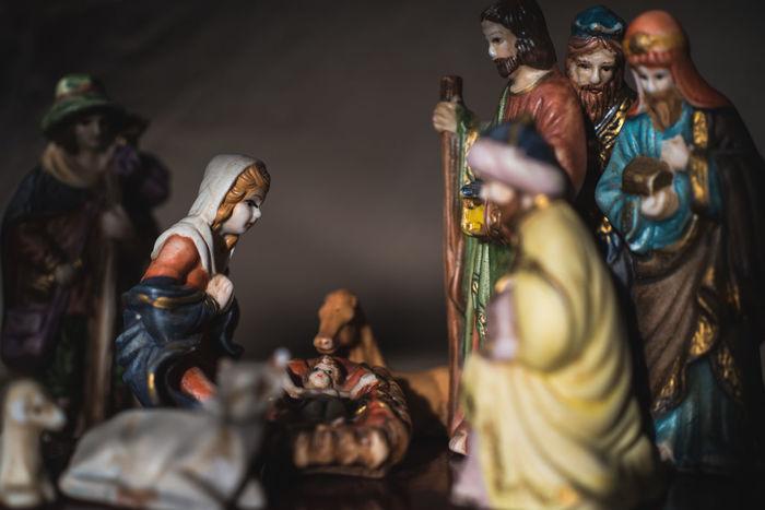 Baby Christmas Christmas Decorations Christmastime Jesus Mary Nativity Nativity Scene Nativity Scene NativityScene