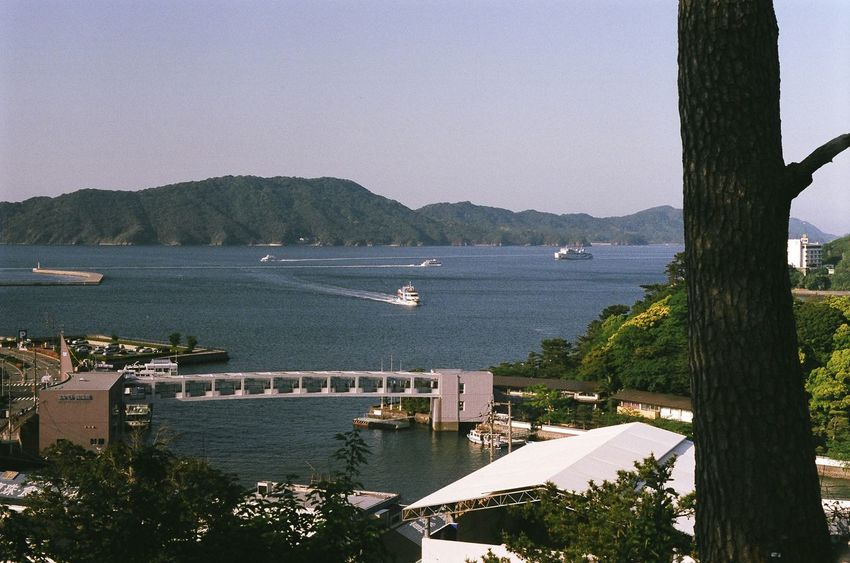 Japan Toba Sea View Sea 鳥羽城 鳥羽 Travel Traveling 鳥羽城からの眺め