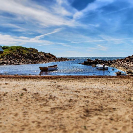 Beach Summer Swedenwestcoast Halland Boat Websta_me Ig_sweden Nature_pd Nature Loves_sweden Beautiful Day Hello World Amazing Place Check This Out Travel Nature_collection Landscape_collection EyeEmNatureLover Nature Photography Beachphotography